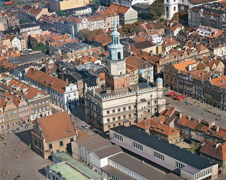 Welcome to Poznan, Poland