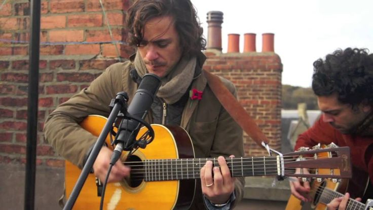 The Rooftop Sessions with: Jack Savoretti-  'Not Worthy'