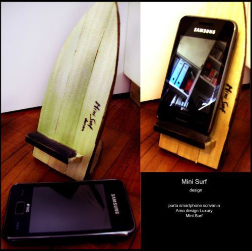 """porta i-Phone"" Mini Surf Design http://minisurf.beepworld.it/"
