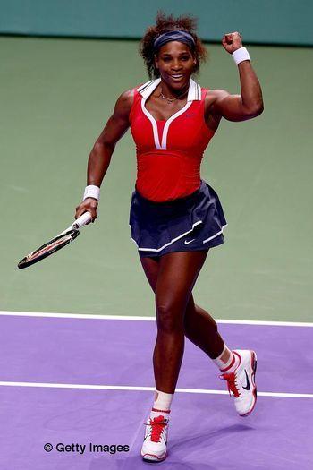 Serena Williams wins in Istanbul_TEB BNP Paribas WTA Championships 2012