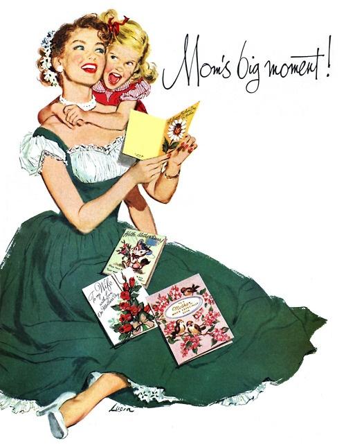 Vintage Mother's Day...Jm.