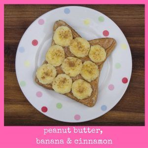 A kid friendly Peanut Butter, Banana & Cinnamon Toastie for a post school healthy snack... from www.kellyfrancis.co.za