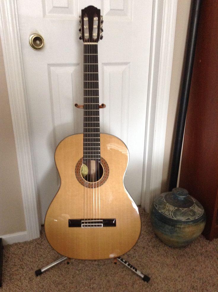 Guild classical guitar.