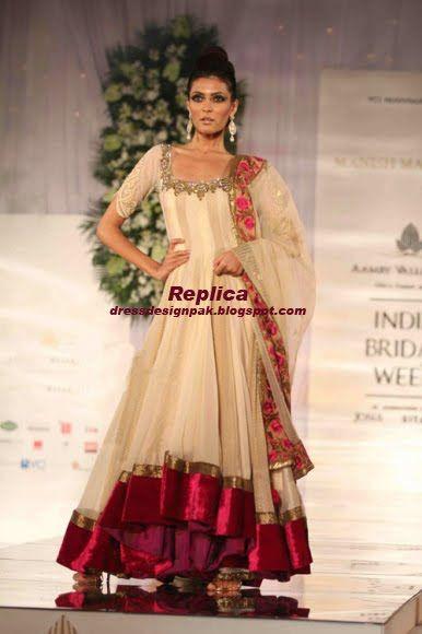 bollywood dresses desainer | Designer Dresses Pakistan