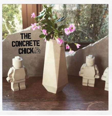 The Concrete Chick We create cool, handmade, designer concrete products for your home. Charlotte de Jong 021775595 Showroom open Sat 11-1pm @ 119 Oropi Rd, Greerton, Tauranga https://www.facebook.com/theconcretechick