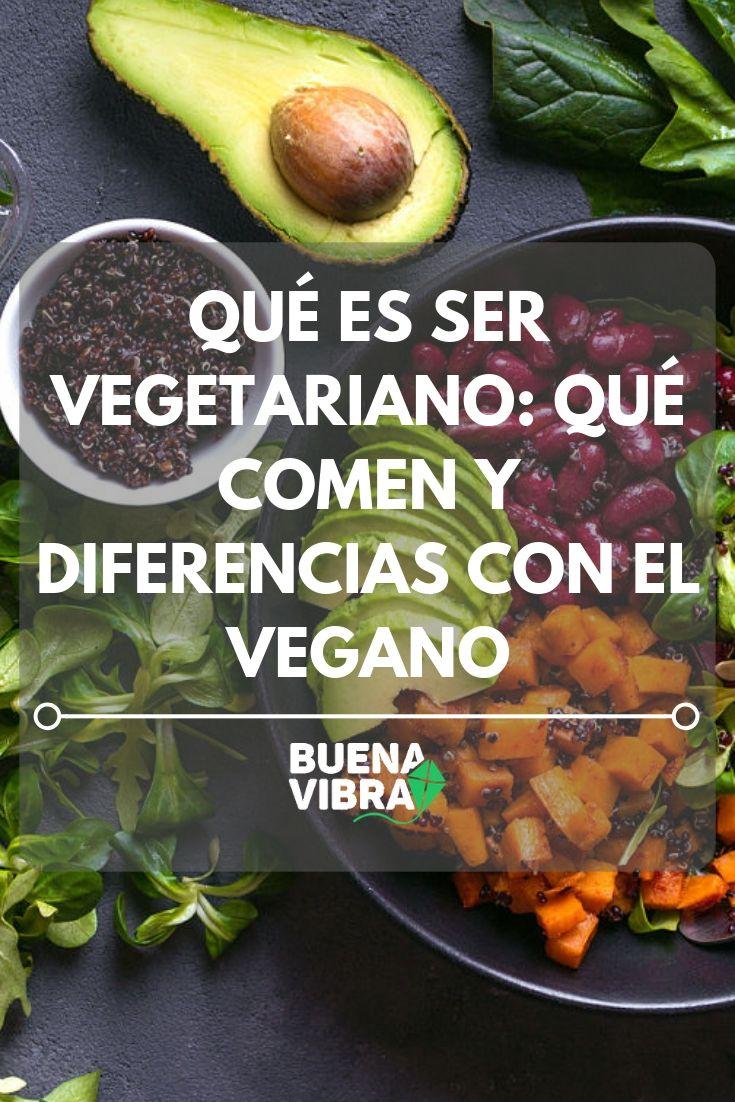 ¿qué es lo que come un vegano