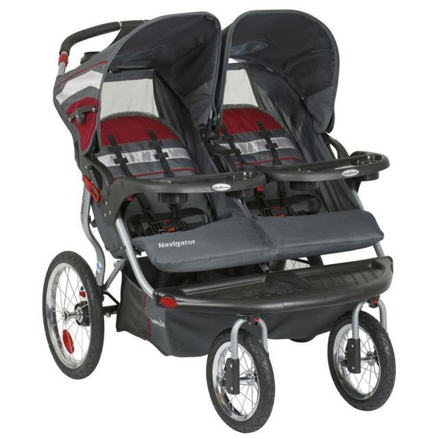 Baby Trend Navigator Baltic Double Jogger