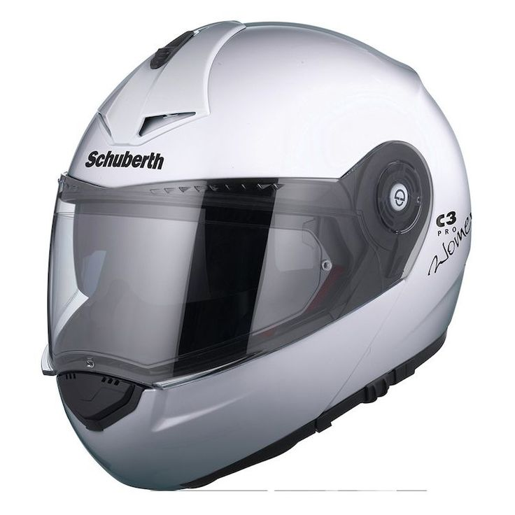 For the serious touring rider who can appreciate the value of investing in your long-haul comfort, the Schuberth C3W Pro Helmet represents all day comfort and convenience without compromise. Setting out to improve upon the acclaimed C3 platform and challenge all previously-accepted concessions of modular motorcycle helmets, Schuberth created a helmet that is not only lightweight, but one of the quietest rides available - while maintaining the convenience of a modular design.