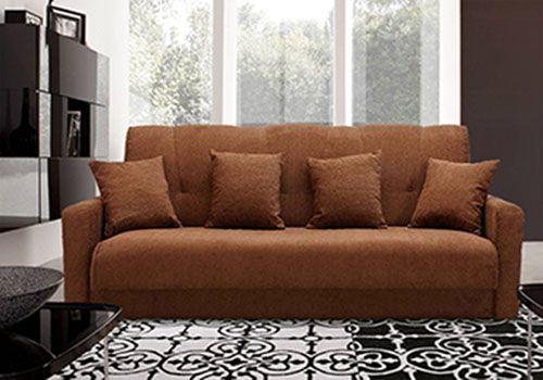 5900 Диван книжка Милан - представляет из себя прямой диван с двумя размерами спального места стоит на надежных металических ножках прямые подлокотники достаточно широкие выпускается в различных цветах на выбор.Коричневый,бежевый,светло-зеленый,светло-коричневый,красный,черный.   Каркас: массив дерева(сосна), ДСП, фанера   Механизм: книжка   Ткань: гобелен/шенил   Габариты (ШхДсм): 107х210 см   Спальное место (ШхДсм): 120х190 см-5900 руб. Спальное место (ШхДсм): 140х190 см 6700 руб…