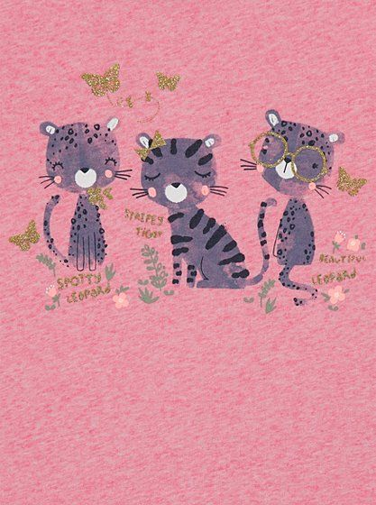 3 Tigers Long Sleeved Top, read reviews and buy online at George. Shop from our latest range in Kids. Make an adorable addition to their after-school wardrob...