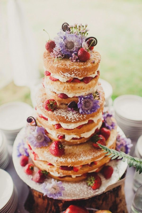 The Most Popular Wedding Cakes On Pinterest