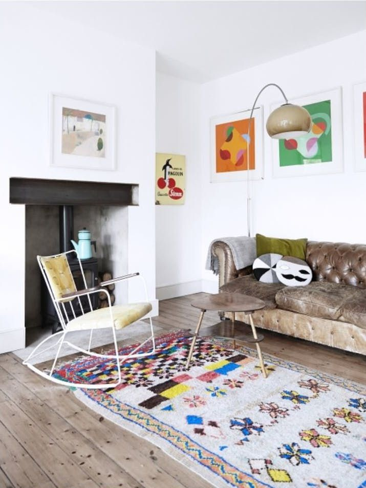 Design Lessons from 5 Beautiful Living Rooms