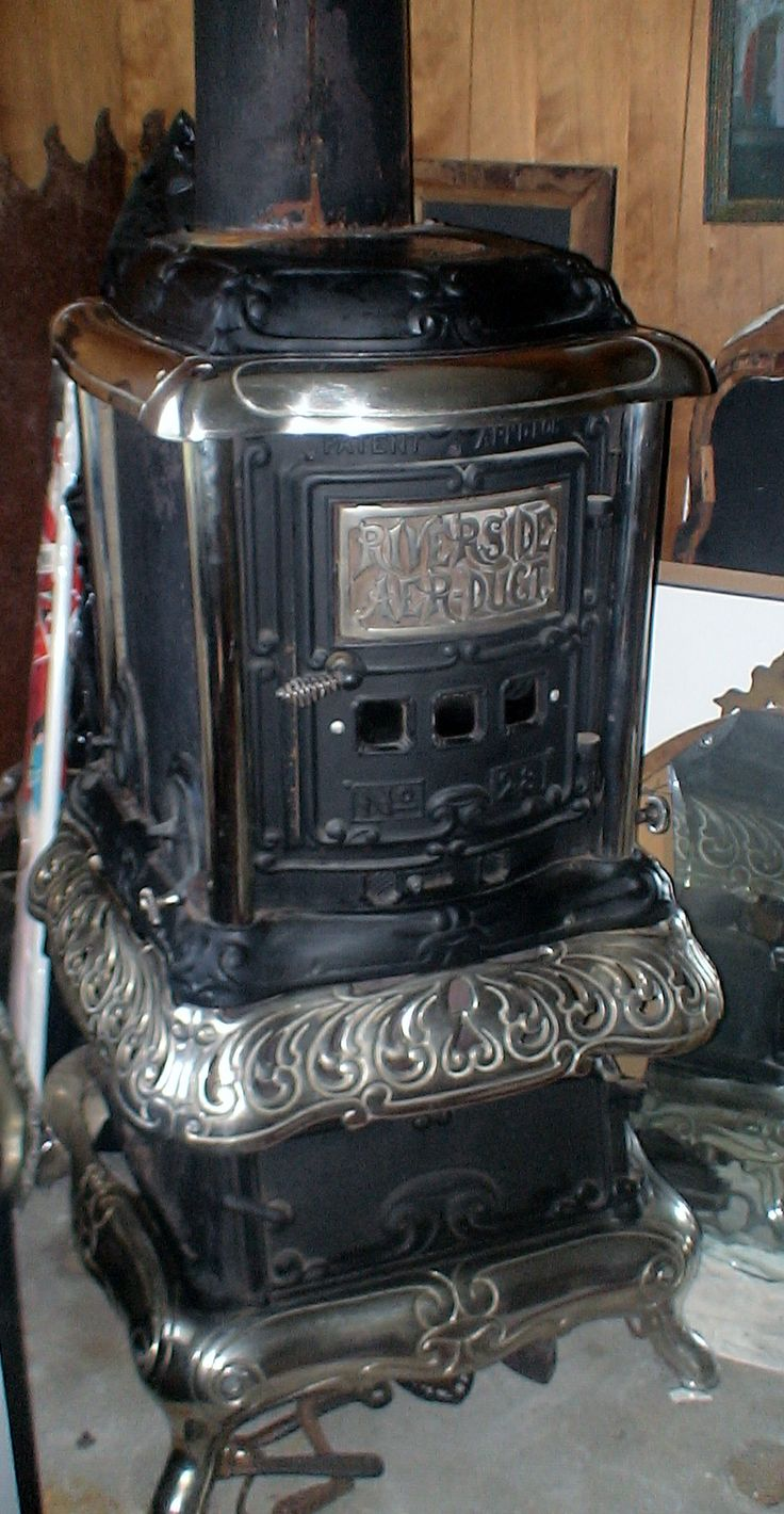 10 best images about ANTIQUE STOVES & PARLOR STOVES on Pinterest