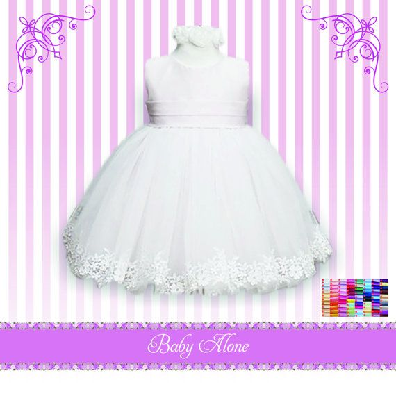 Hey, I found this really awesome Etsy listing at https://www.etsy.com/listing/269102845/childrens-dress-girl-dress-white-flower