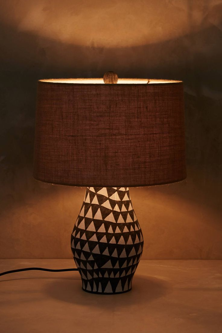 Slide View: 3: Sambaya Lamp Ensemble