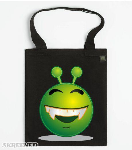 Vampire SPACE Alien ECO Bag