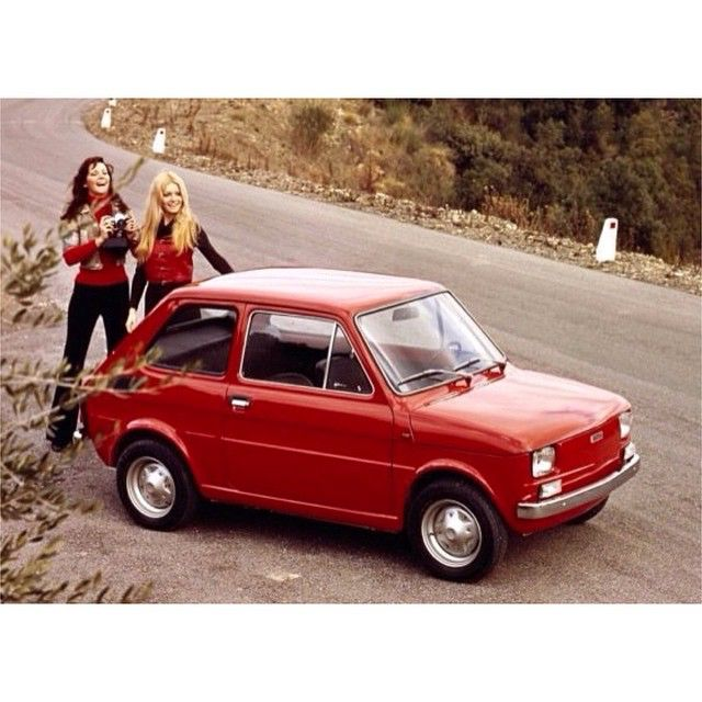 1000 Images About Fiat500 Women On Pinterest: 1000+ Images About Fiat 133 On Pinterest