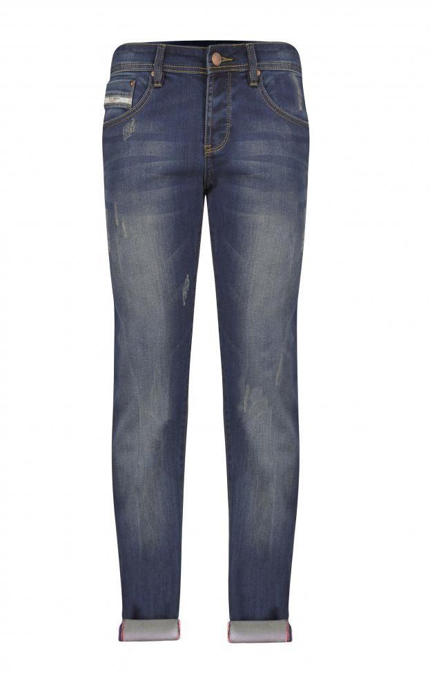 Ανδρικό παντελόνι ντένιμ πεντάτσεπο  PANT-4979 Παντελόνια τζίν - Jeans & denim