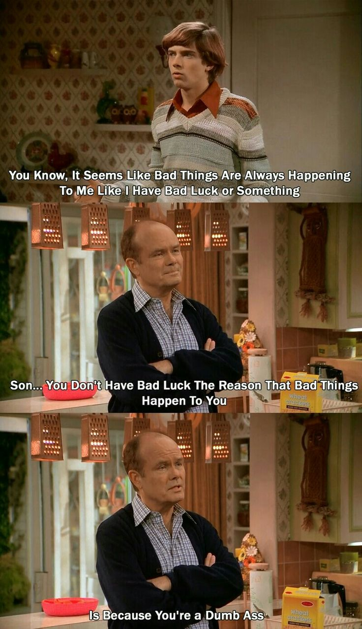 Dating Is Like Prostitution That 70s Show