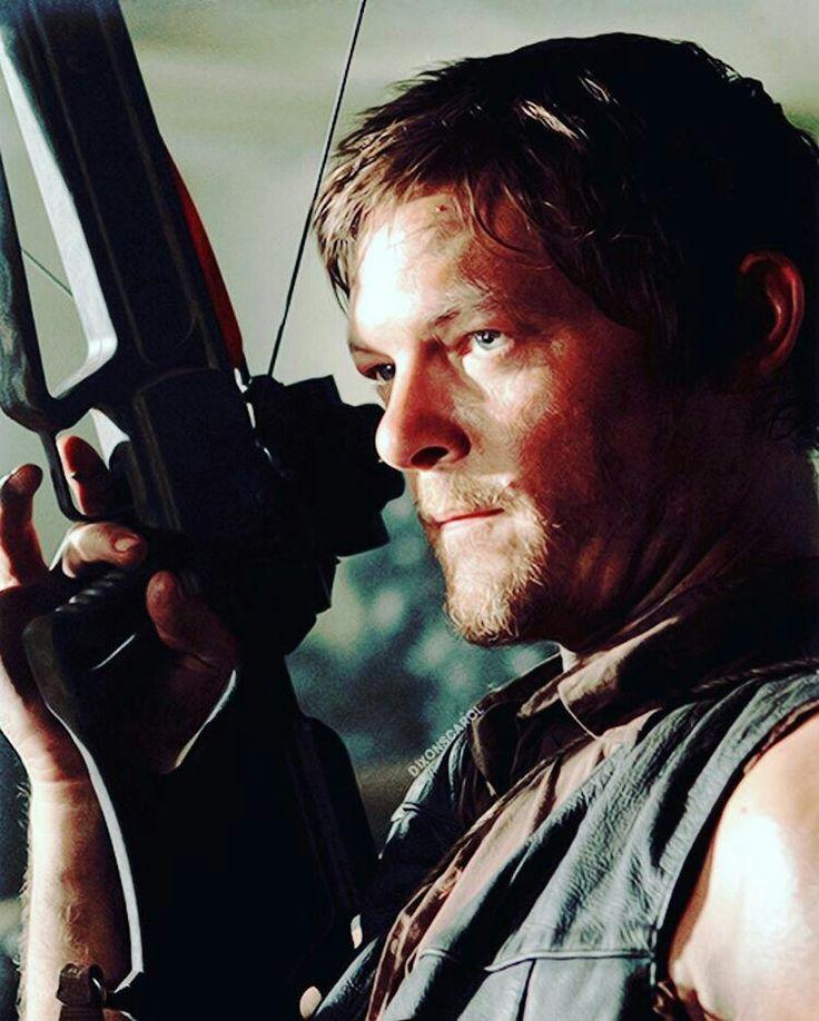 Daryl Dixon  / Norman Reedus  / Normgasm / The Walking Dead
