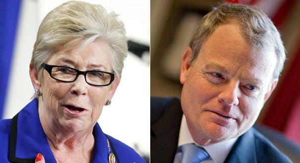 Carolyn McCarthy, Mike McIntyre to retire