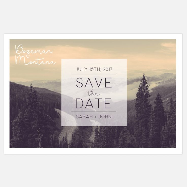 Printable Save The Date - Postcard by MariaDdesigns on Etsy https://www.etsy.com/listing/269806671/printable-save-the-date-postcard  #savethedate #postcard #diywedding #outdoorwedding #design #mariaddesigns #invitation