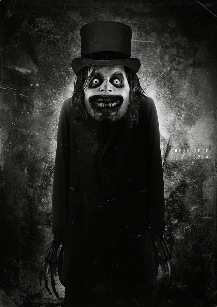 The Babadook by conzpiracy