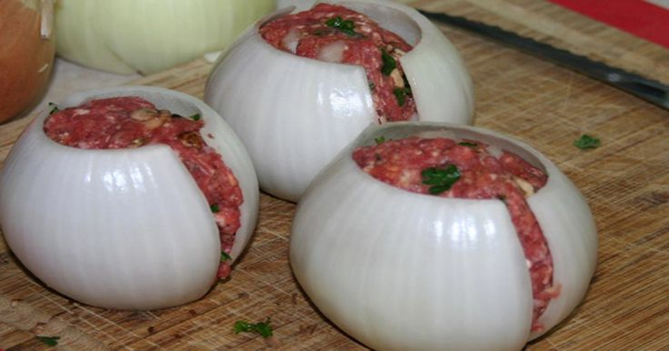 They Wrap An Onion Around Beef, But What They Wrap Around THAT? I�m Running To The Store!
