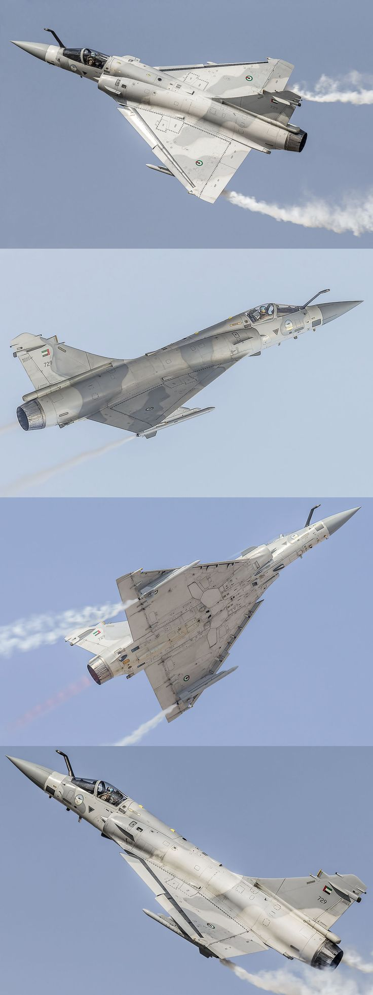 UAE Air Force Dassault Mirage 2000C