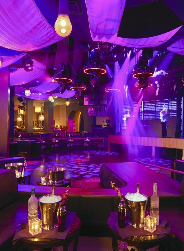 Marquee Nightclub at The Cosmopolitan of Las Vegas ...