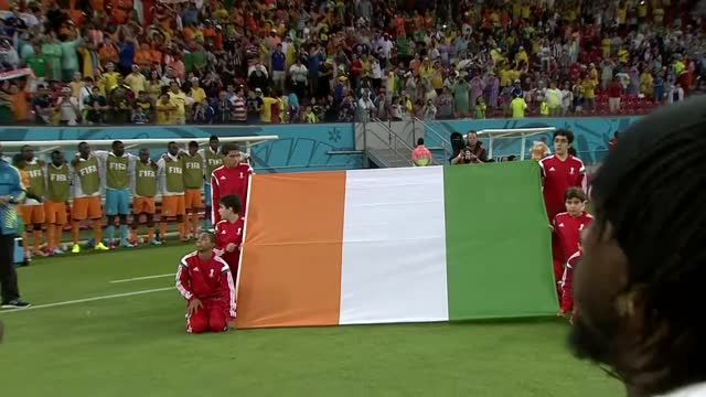 Costa D'Avorio-Giappone 2-1