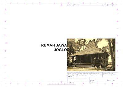 Rumah Jawa - JOGLO