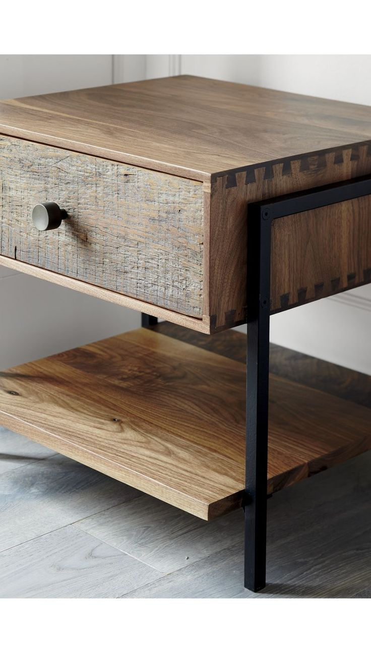 Atwood Nightstand   Crate and Barrel