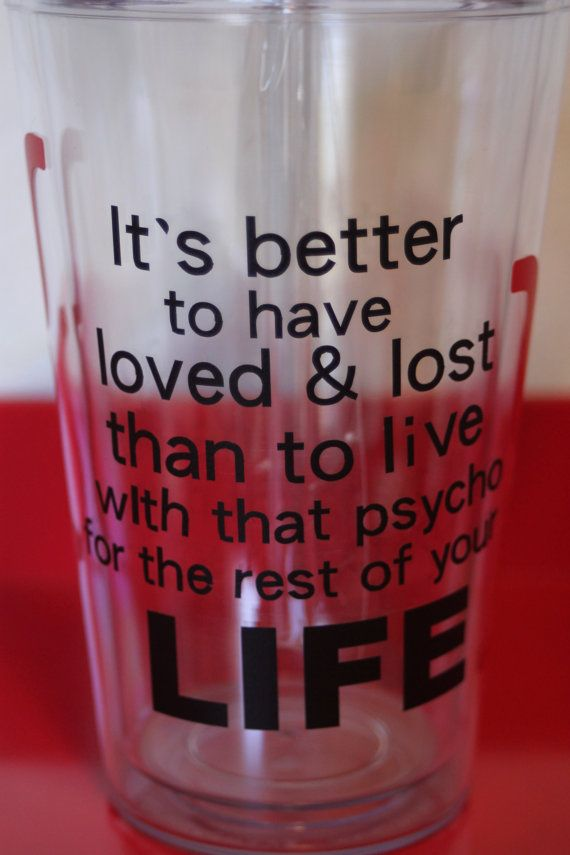 $13.00 break up or divorce motivation cup