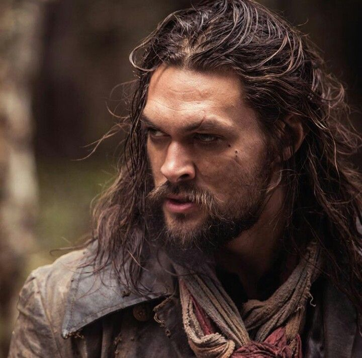 Jason Momoa OH WOW. FERAL SEXINESS.... >