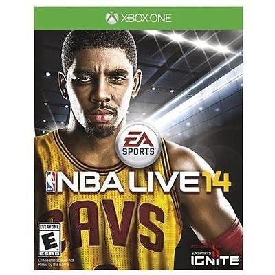cool NBA Live 14 (Microsoft Xbox One 2013) - For Sale