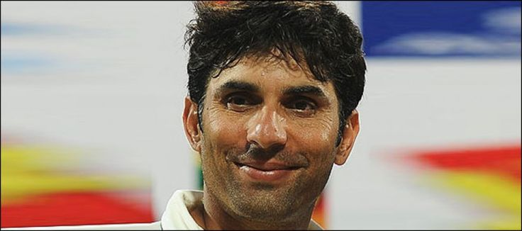 Steady Misbah writes his name in Pakistan history