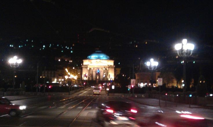 Torino- Piazza Vittorio Veneto