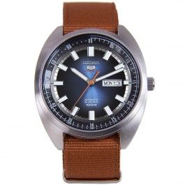 Seiko 5 Sports Turtle Mens Automatic Watch SRPB21J1