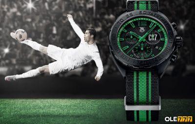 OLE777 Indo: Jam Tangan Cristiano Ronaldo, TAG Heuer CR7 – OLE7...