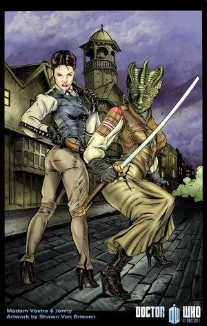 Doctor Who Vastra And Jenny Fanfiction