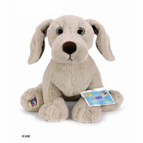 webkinz stuffed animals | Webkinz Exclusive Plush Stuffed Animal Weimaraner
