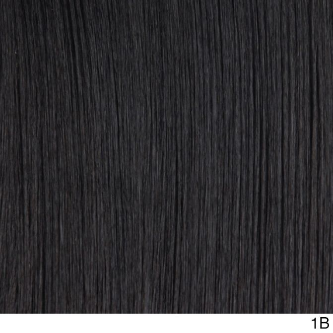 Janet Collection 14-inch 100-percent Human Hair Natural Perm Yaki (
