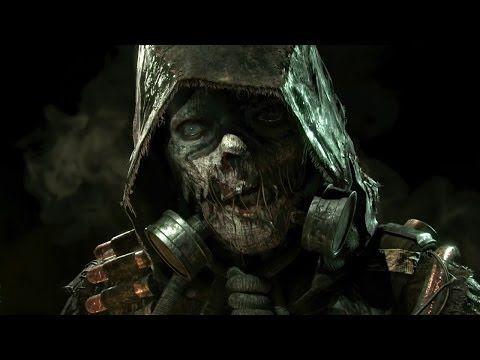 Batman Arkham Knight Gameplay Demo (PS4/Xbox One)