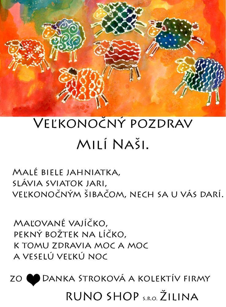 Veľkonočný pozdrav 2012  ♥ Easter greeting 2012