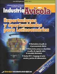 Established in 1952, Industria Avícola is the premier Latin American industry publication serving commercial poultry interests. Published in Spanish, Industria Avícola is the region's only monthly poultry publication reaching an audience of 10,000+ poultry professionals in 40 countries. Industria Avícola founded and continues to administer the prestigious Latin American Poultry Hall of Fame.