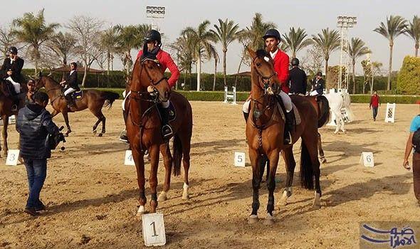 بطولة الـchampionship الثانية ت تهي فعاليتها السبت على ملعب كنغز رانش اختتمت السبت بطولة الـchampionship الثانية للدرجات الأولى أ Horses Animals
