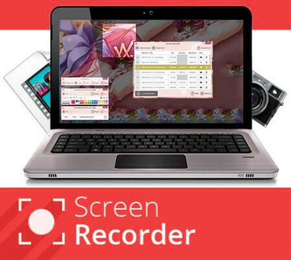 Icecream Screen Recorder is an excellent and Professional Screen recorder software. That enables you to record videos, conversations and also record all the activities that you apply to your PC.