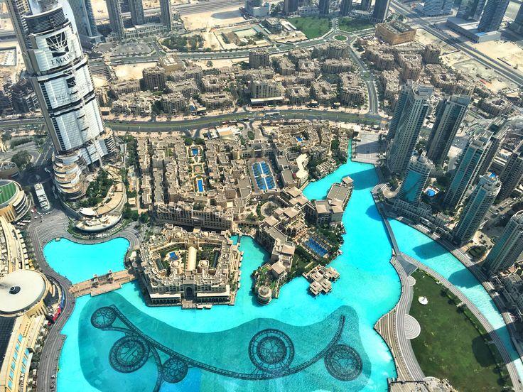 124th floor at Burj Khalifa Dubai / UAE  #travel #holiday #explore #adventure #letsexplore #dubai #burjkhalifa #UAE