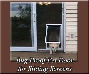 dog door sliding patio door high performance pet screen door for sliding screen doors